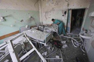 La OMS denunció ataques contra centros médicos en Gaza y Cisjordania