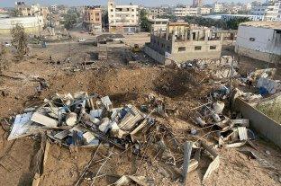 Israel y Hamas acordaron un alto el fuego en la Franja de Gaza