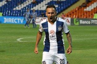 Fragapane deja Talleres de Córdoba y se va a la MLS