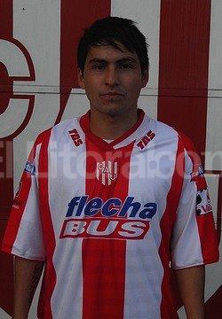 Matías Soto Torres. <strong>Foto:</strong> Gentileza Prensa Club Unión