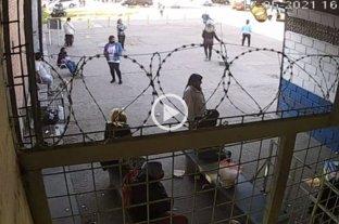 Así se fugaron los presos de la cárcel de Piñero