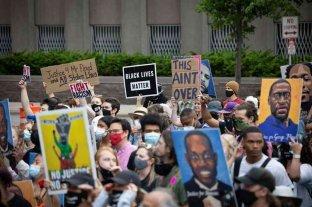 Estados Unidos: comenzaron los homenajes por el aniversario del asesinato a George Floyd