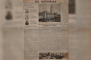 El Litoral fue testigo de los festejos por los 150 años