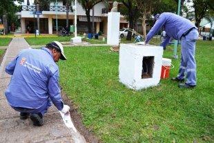 Santo Tomé: un 85% de los empleados del municipio se vio afectado en la pandemia