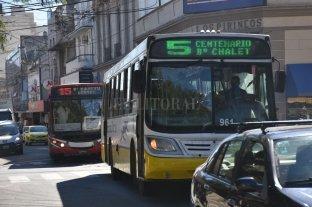 Transporte: Santa Fe y otras cuatro grandes ciudades del país reclaman más subsidios