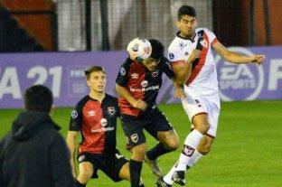 Newell's empató con Goianiense y se despidió de la Copa Sudamericana