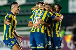 Rosario Central quiere terminar primero en su grupo