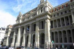 Presentaron una solicitud de juicio político para cuatro miembros de la Corte Suprema