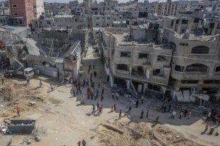 Para afianzar la tregua aceptaron reunirse en El Cairo, Israel y el grupo Hamas
