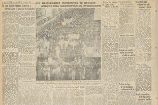 Aquellas jornadas de mayo de 1969