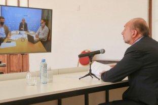El ministro de Desarrollo Territorial y Hábitat evaluó la situación habitacional de Santa Fe y otras provincias