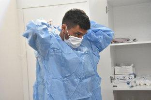 Giustiniani pide un bono de 15 mil pesos para trabajadores de la salud