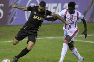 Lanús se despidió de la Sudamericana con un empate sin goles ante Aragua