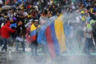 Acusaciones cruzadas frenan la negociación para superar la crisis en Colombia