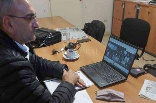 Acceso a Garibaldi: Calvo resaltó la decisión del gobierno de licitar la obra