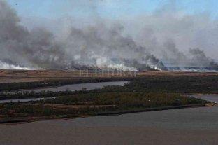 Coordinan acciones para prevenir incendios en la zona de islas
