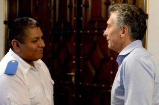 Macri lamentó la condena para Chocobar por matar al joven que acuchilló a un turista