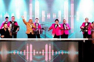 """Video: Los Palmeras cerraron el """"Especial Humor"""" de Showmatch"""