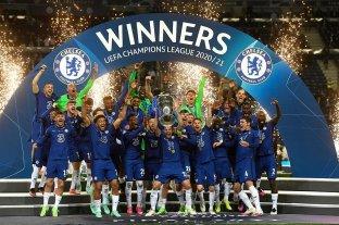 Chelsea ganó la Champions League tras vencer a Manchester City