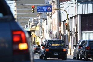 """Ciudad de Santa Fe: ¿Qué pasa con el """"área calma"""" en la cual los autos tienen tope de velocidad?"""