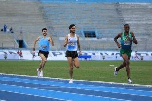 Bruno y Borelli: medallas para Argentina