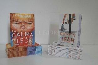 """""""La calma de León"""", literatura infantil santafesina que ya es best seller"""