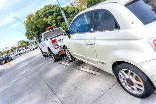 Rosario: más de 100 vehículos remitidos por falta de permiso de circulación