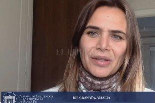 Amalia Granata es el límite (por ahora)
