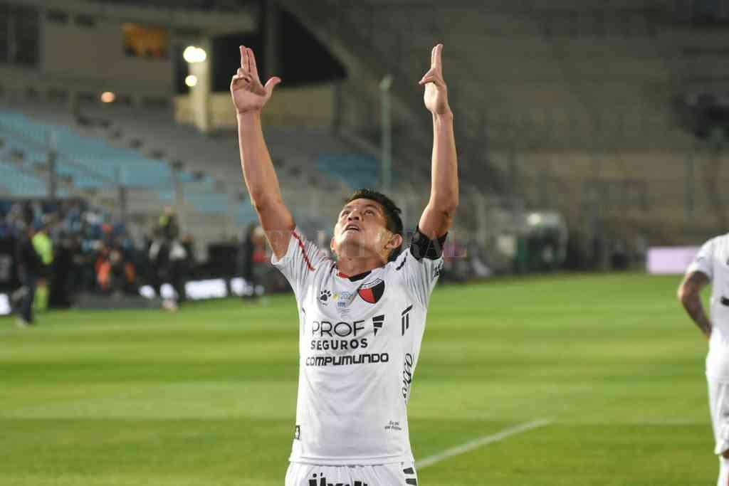 Luis Miguel Rodríguez analiza dónde seguirá su carrera: Colón, Atlético Tucumán o Gimnasia de La Plata Crédito: Pablo Aguirre