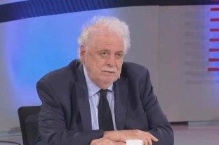"""Ginés González García le respondió al director de Covax: """"Es un caradura"""""""
