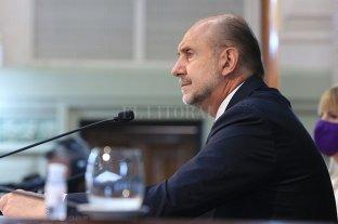 Perotti firmará el decreto de cambio de fechas electorales