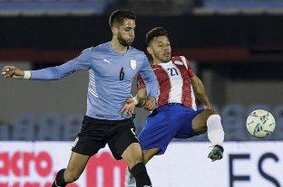 Uruguay y Paraguay empataron sin goles en Montevideo