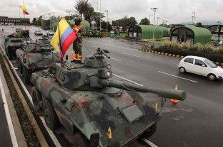 Cuestionan en la justicia el decreto que militariza ocho regiones de Colombia
