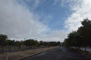 Viernes mayormente nublado en Santa Fe, ¿lloverá el fin de semana?
