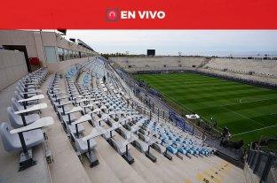 En vivo: la previa de Colón vs. Racing