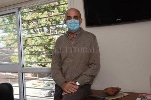 """Palo Oliver: """"No puede haber grieta en la gestión  y en el manejo de la pandemia"""""""