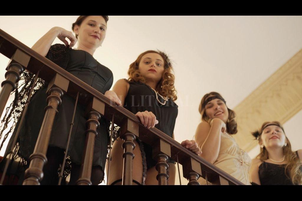 """Este año el éxito de """"Las Polacas"""" intentará repetirse en formato audiovisual a través de una miniserie de seis capítulos producida en su totalidad en la ciudad de Rosario. Crédito: Gentileza producción"""
