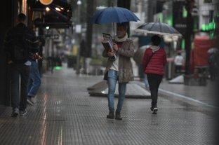 Continúa el mal tiempo en la ciudad de Santa Fe y su área metropolitana -