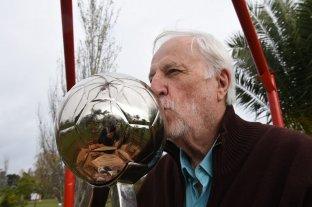 """Vignatti: """"Esta Copa no es mía, es de todo el pueblo de Colón"""""""
