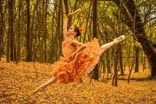 Maca: la joven promesa de la danza que sueña con ir a la Ópera de París