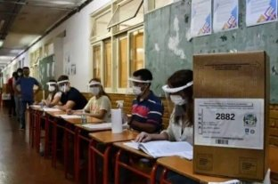 En Misiones comenzó la votación para el primer turno electoral