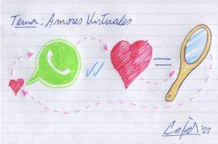 Amor en tiempos de virtualidad, ¿o amores virtuales?