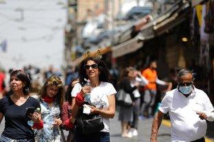 Israel no registró nuevos contagios de coronavirus en últimas 24 horas