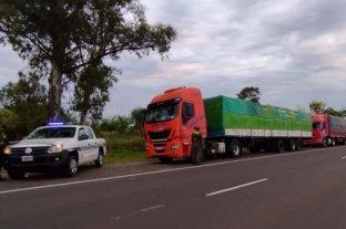 Decomisaron 56 toneladas de soja en Corrientes