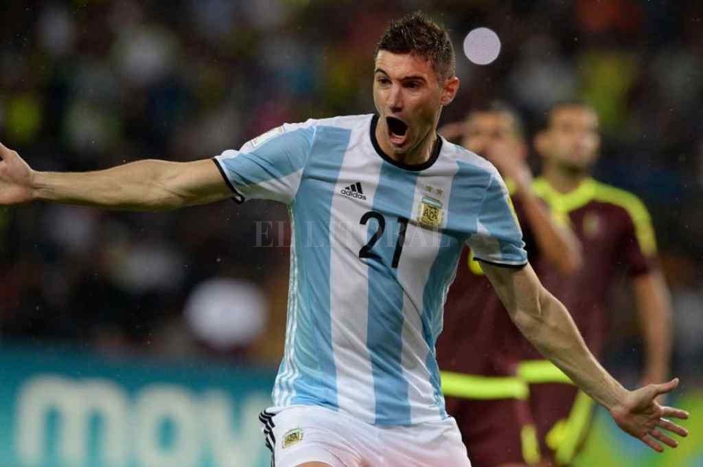 El delantero no jugará la Copa América, pero estiman que competirá en los Juegos Olímpicos de Tokio Crédito: Gentileza