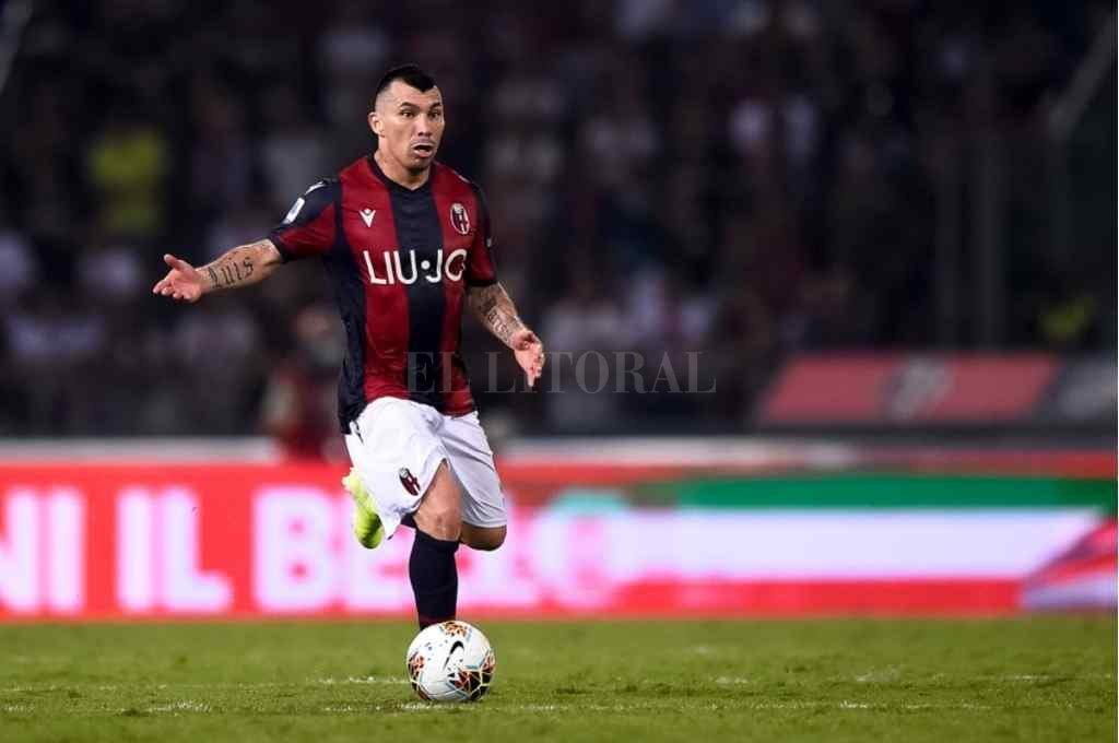 El defensor chileno termina su contrato con Bologna en y podría convertirse en refuerzo de Boca Crédito: Gentileza