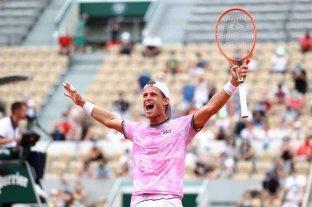 """Schwartzman sobre su rival en Roland Garros: """"No estoy muy feliz de que me toque Rafa"""""""
