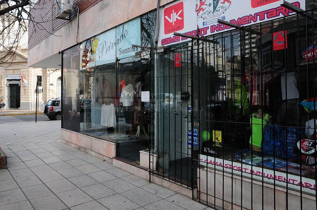 El ataque se produjo el 27 de noviembre de 2019, en un comercio ubicado en inmediaciones de Obispo Gelabert y calle San Martín. Crédito: Archivo El Litoral / Flavio Raina