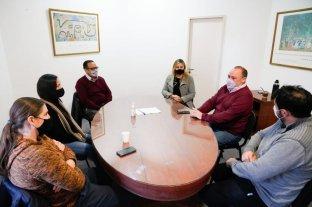 """Sacnun: """"Estamos trabajando para encontrar una solución para los extrabajadores de Falabella de Rosario"""""""