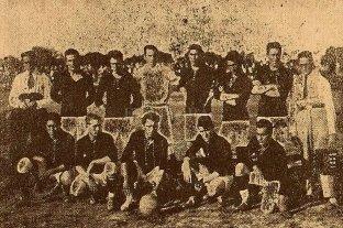 Colón y los primeros ídolos deportivos locales